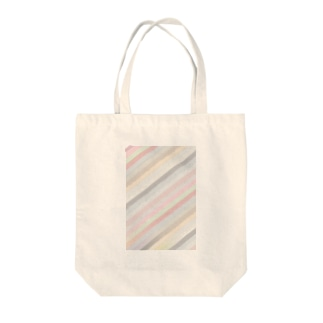 watanabe_zuanのnaname_migiue Tote bags