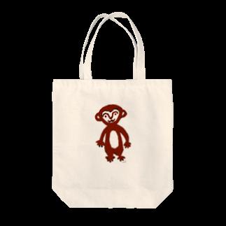 elliのぼくさる Tote bags