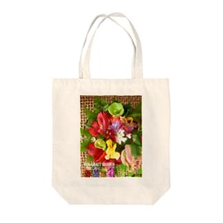hidamaly garden 001 Tote bags