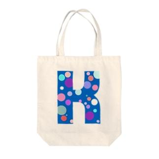 ネシェリのHOKUTOのK Tote bags