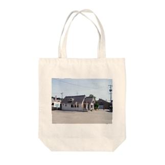 停留所 Tote bags