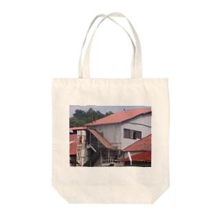 錆びトタン Tote bags
