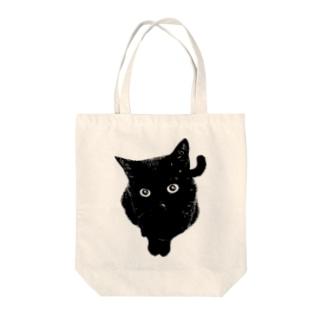 ttsoulのカワイイ黒猫 Tote bags