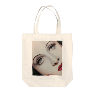 mimosa9040♪☆のマレーネ Tote bags