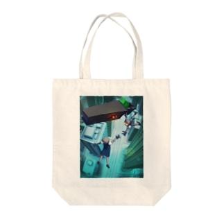 「惑星K」グッズ  Tote bags