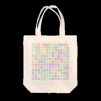 レオナのStars Tote bags