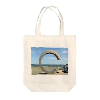 茅ヶ崎サザンC Tote bags