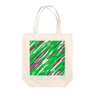 Quadrangles Tote bags