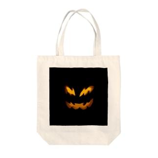Munehiroのハロウィン! Tote bags