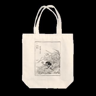 和もの雑貨 玉兎の画図 百鬼夜行・陰『河童』【浮世絵・妖怪】 Tote bags