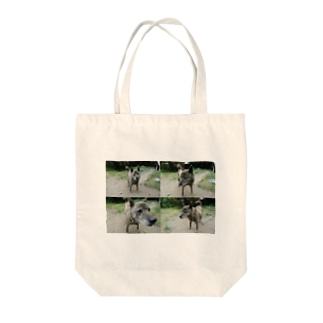 NAGIKUのポキヲ Tote bags