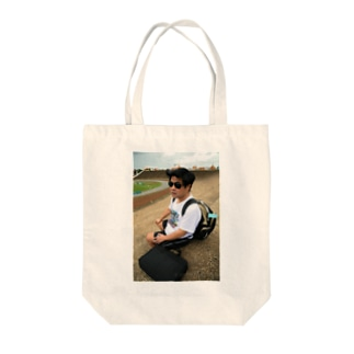 Blindness Tote bags