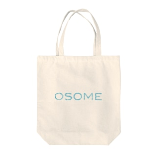 osome Tote bags