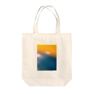 ユラメキ Tote bags