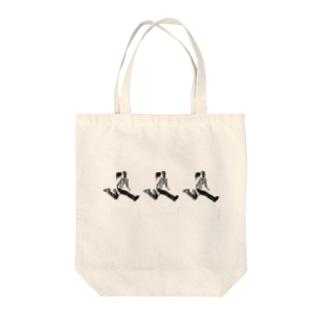 宮城マリオ×3 Tote bags