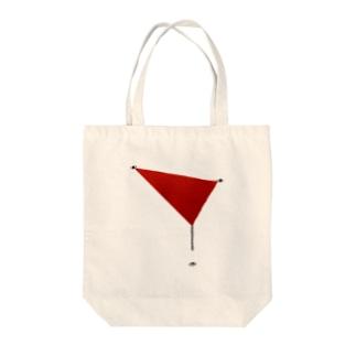 紅三角 Tote bags