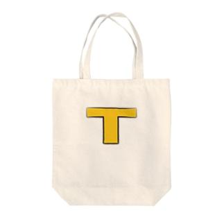 テイトク Tote bags