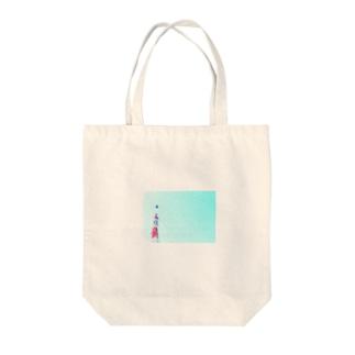 東京タワー Tote bags