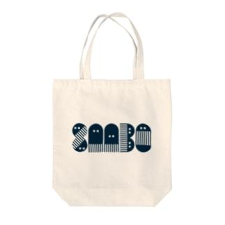 モンスターS2 Tote bags