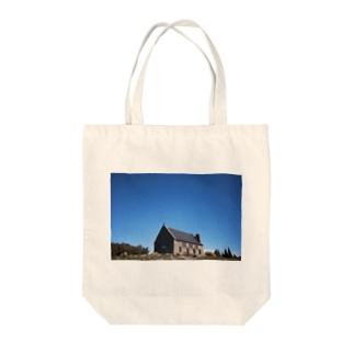 善き羊飼いの教会 Tote bags