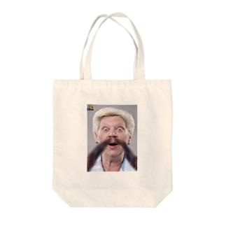鼻毛 Tote bags