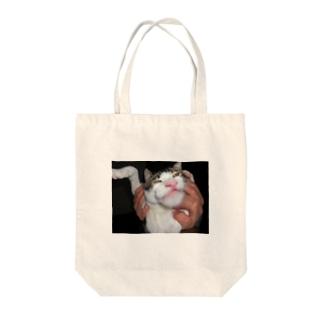jyonasan1957の可愛くない Tote bags