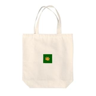 もみじ Tote bags