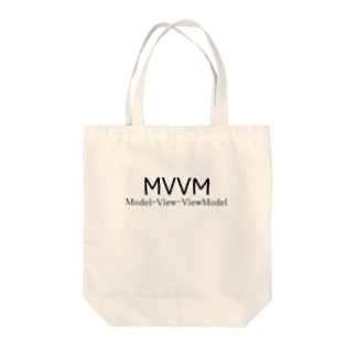 MVVM Tote bags