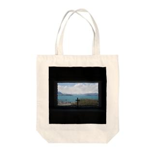 テカポ湖 Tote bags