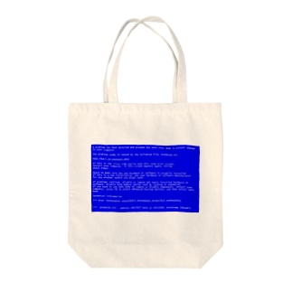 Blueなアレ改 Tote bags