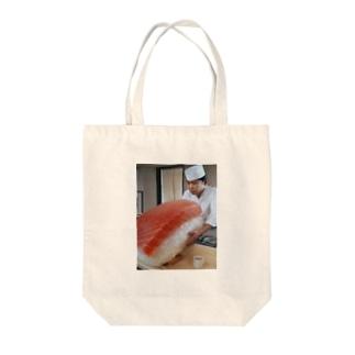 鮨 Tote bags