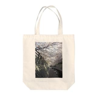 桜小道 Tote bags