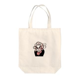 ルートヴィヒ・B《カラータイプ:A》 Tote bags