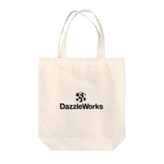 Dazzleworls Tote bags