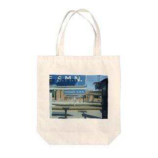 サンタ・マリア・ノヴェッラ Tote bags