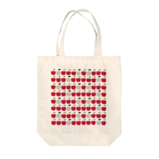 北欧りんご Tote bags