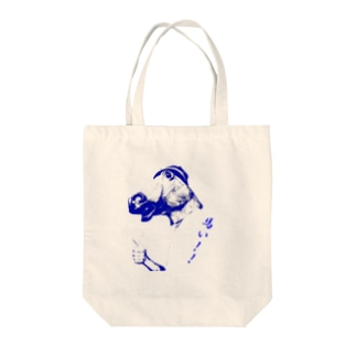 馬い! Tote bags