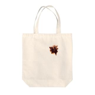 スターボウブローチTee Tote bags