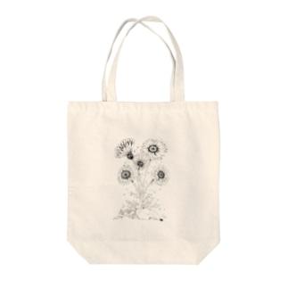 失恋少女 Tote bags