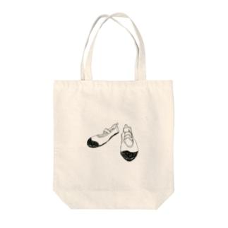 古屋智子(TomokoFuruya)のうわぐつ Tote bags