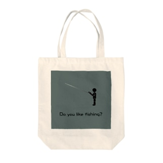 cool_k30のDo you like fishing? Tote bags