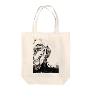 レッスン楽しい Tote bags