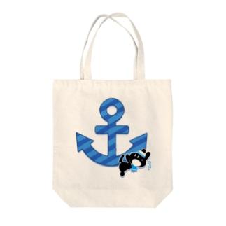 my° マリンスタイル Tote bags
