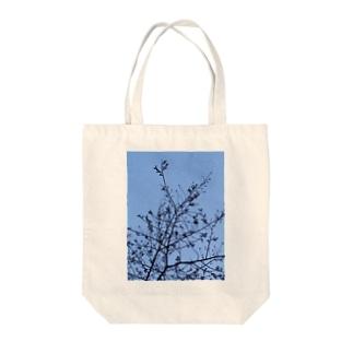 gizajyu10のsakura mae Tote bags