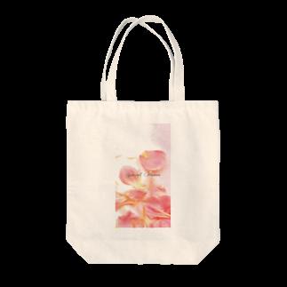 こんなの欲しいをご提供!ArtDesiartの♡ピンクカーネーション2♡ Tote bags