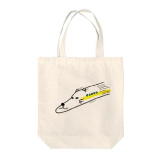にゃーこのリニャ Tote bags