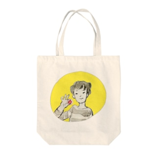 スタジオたとるのほしお Tote bags