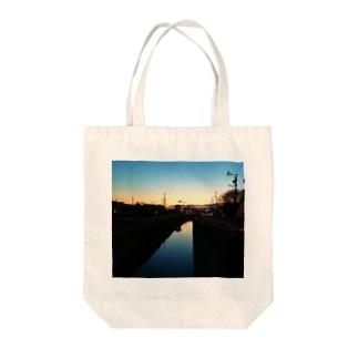 オサレっぽいぽい Tote bags