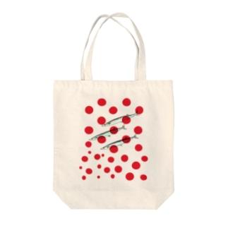 秋刀魚 Tote bags