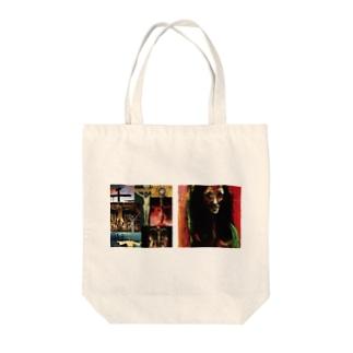 相対性 Tote bags